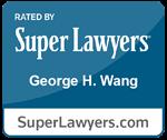 George H Wang - SuperLawyers