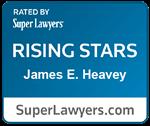 James E Heavey - RisingStar