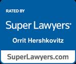 Orrit Hershkovitz - SuperLawyers