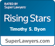 Timothy S Byon - SuperLawyers